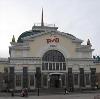 Железнодорожные вокзалы в Нестерове