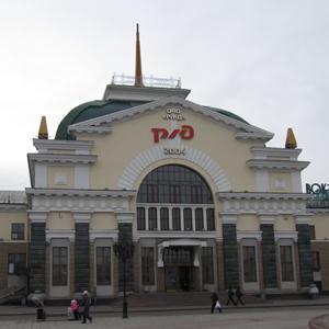 Железнодорожные вокзалы Нестерова
